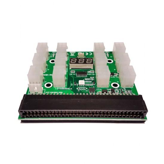 Adaptor breakout board mining sursa alimentare server