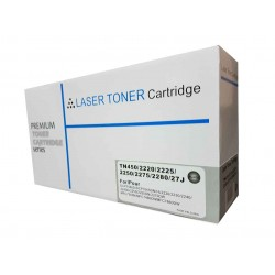 Cartus toner compatibil Brother TN450, TN2220, TN2225, TN2250, TN2275, TN2280, TN27J, 2600 pagini
