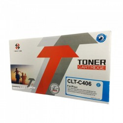 Cartus toner compatibil Samsung CLT-C406S cyan