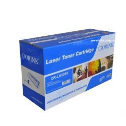 Cartus toner Orink CE505X CF280X compatibil HP 05X 80X Canon CRG 719H HP LaserJet P2030, P2035, P2050, P2055, Pro 400 M401, Canon LBP6300dn, LBP6650dn, MF5870, 6500 pagini