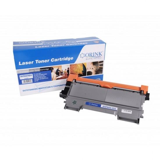 Cartus toner Orink compatibil Brother TN450, TN2220, TN2225, TN2250, TN2275, TN2280, TN27J, 2600 pagini