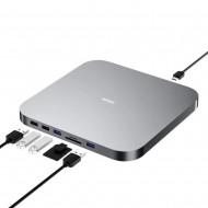 HDD Docking Station & Hub Thunderbolt Motrix® pentru Apple M1 Mac Mini