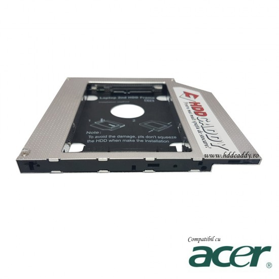 Acer Travelmate 6292 HDD Caddy